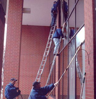 Commercial Window Cleaning Lansing, MI