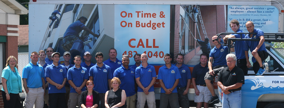 Great Lakes Window Cleaning company photo