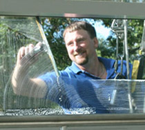 Lansing Window Washing Technicians