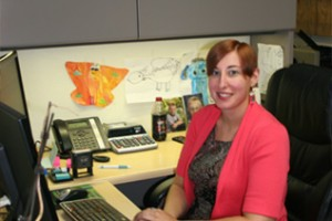 Ashleigh Watson - Assistant Office Manager