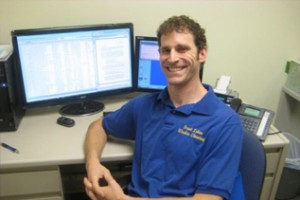 Brett Eckhart - Residential window cleaning customer support and Technician Trainer