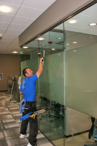 Lansing Office Window Cleaning