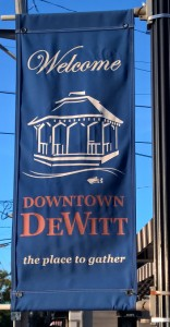 DeWitt Home Window Cleaning Banner