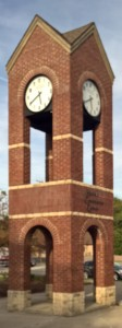 Haslett Clock Tower