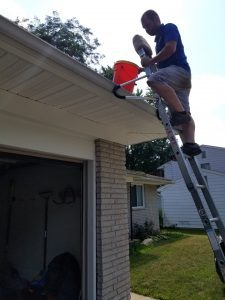 East Lansing Gutter Cleaning Service