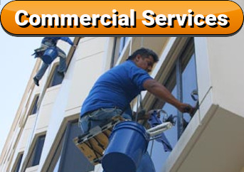Lansing Commercial Window Cleaning High Rise